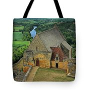 Overlooking The French Countryside Tote Bag