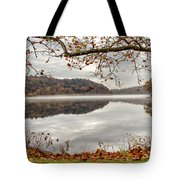 Overlooking The River Tote Bag