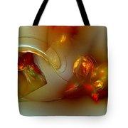 Overturned Vase Tote Bag