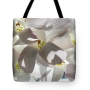 Oxalis Flowers Tote Bag