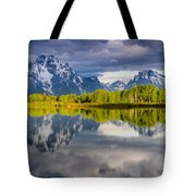 Oxbow Light Tote Bag