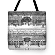 Oxford: Bodleian Library Tote Bag