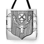Oxford: Coat Of Arms Tote Bag