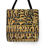 Oxidized Vitamin C Tote Bag by M I Walker