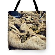 Oysters Galore Tote Bag