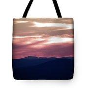 Ozark Dusk Tote Bag