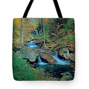Ozone Falls And Rapids Tote Bag