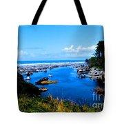Pacific Escape Tote Bag