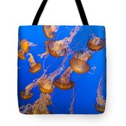 Pack Of Jelly Fish Tote Bag