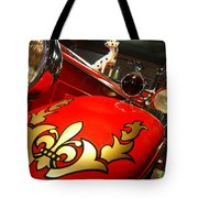 Packard Fire Engine  Tote Bag