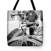 Packard Girl Tote Bag