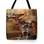 Packard Ornament Tote Bag