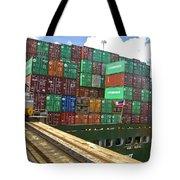 Pack'em High And Pack'em Wide Tote Bag