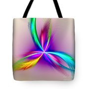 Pacock-feathers Tote Bag