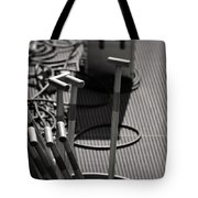 Paddles Tote Bag