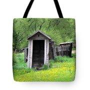 Pail Closet Virginia City Tote Bag