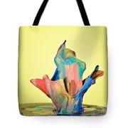 Paint Art Tote Bag