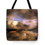 Paint Creek Tote Bag