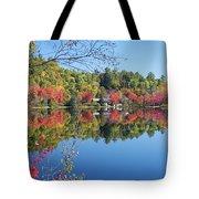 Paint Lake  Muskoka Canada Tote Bag