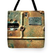 Paint No. 49 Tote Bag