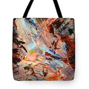 Paint Number 36 Tote Bag