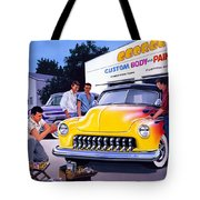 Paint Shop Tote Bag