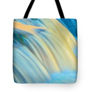 Painted Falls Tote Bag