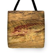 Painted Hills Tote Bag