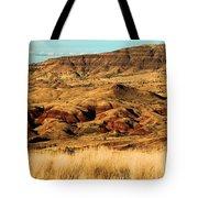 Painted Hills In Sheep Rock Tote Bag