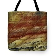 Painted Hills Lines Tote Bag