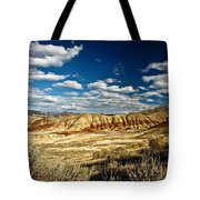 Painted Hills Oregon Tote Bag