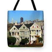 Painted Ladies 3 Tote Bag