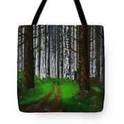 Painted Lady Migration Tote Bag