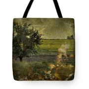 Painted Plains  Tote Bag