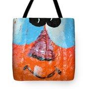Painted Pumpkin 1 Tote Bag