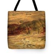Painted Ridge Tote Bag