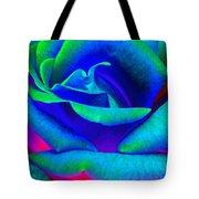 Painted Rose 2 Tote Bag