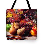 Painters Palette  Tote Bag by Garry Gay