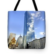 Painting With Sunsets Tote Bag