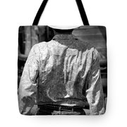 Paisley Shirt Tote Bag