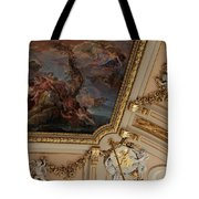 Palace Ceiling Detail Tote Bag