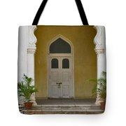 Palace Door Tote Bag
