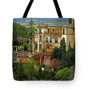 Palace Of The Arabian King - Ronda Tote Bag
