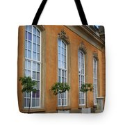 Palace Windows And Topiaries Tote Bag