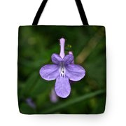 Pale Purple Tote Bag