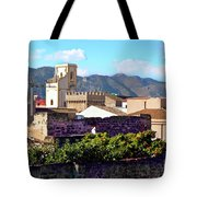 Palermo View Tote Bag