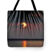 Palm Set Tote Bag