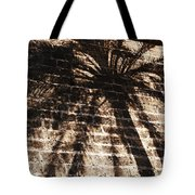 Palm Tree Cup Tote Bag