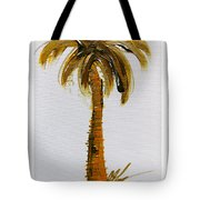 South Carolina Palm Tree Tote Bag