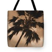 Palm Tree Leeward Oahu Tote Bag